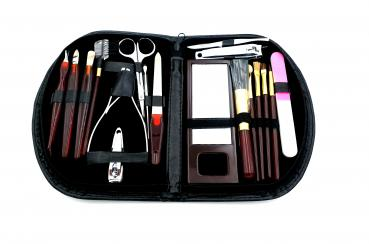 Ladies Manicure & Make-up Set