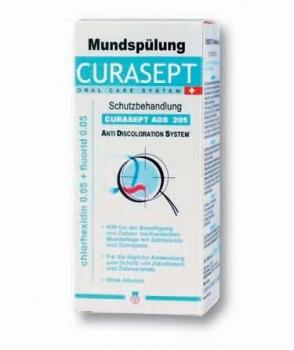 Curaprox Curasept ADS 205 / Mouthwash Chlorhexidine / 200 ml / 3,88 / 100ml