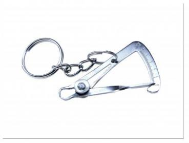 keychain calipers