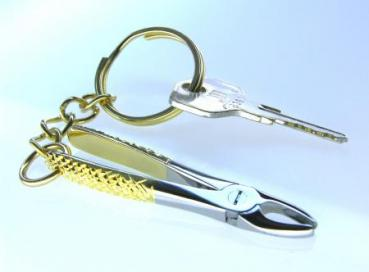Extracting Forceps Key ring 6 cm