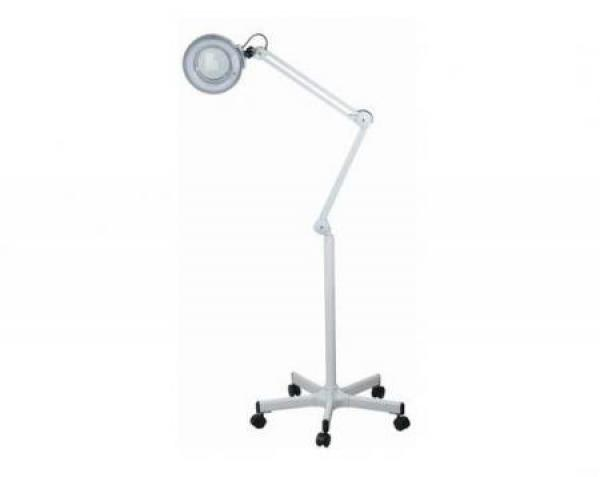 Magnifying lamp incl. Tripod