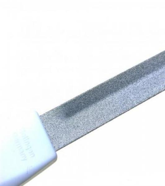 diamond file with groove 17 cm NEW!