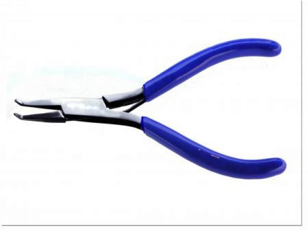 Technical Pliers angled 4.5 inch (11.5 cm)